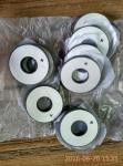 Materiales de cerámica piezoeléctricos de Piezoceramic del elemento P4/P8 para los productos del ultrasonido