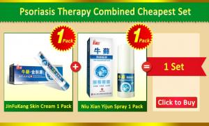 China psoriasis relief ointment spray combination chinese psoriasis treatment Multi-Symptom Psoriasis skin care cream on sale