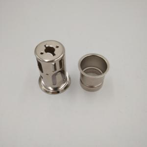 China high precision stainless steel deep drawn Cigarette Lighter Socket & Retainer on sale