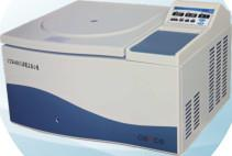 China Medical Use Low Speed  Automatic Uncovering Refrigerated Centrifuge CTK80R on sale