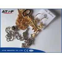 China Environmental Friendly Jewelry Gold Coating Machine For Wear - Resistant Film on sale