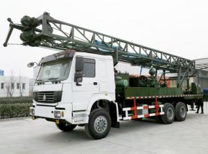 China SPC400 Truck Mounted Water Well Drilling Rig on sale