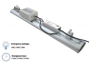 China IP65 Emergency Backup Linear High Bay LED Lighting 200 Watt 120° Beam Angle on sale