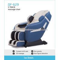 3D massage chair with foot roller zero gravity massage chair