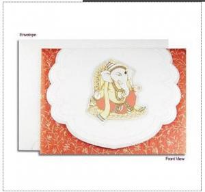 China Various Wedding Card supplier