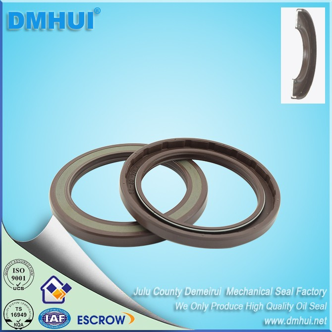 VITON oil seal with low price 60*80*7/5 5 BAFSL1SF type for A6VM107