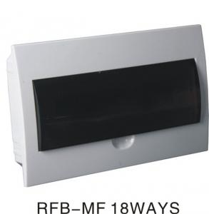 China IP65 24 Way Distribution Board External Cable Distribution Box Against Overload on sale