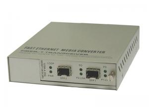 China XFP To SFP+ 10G Media Converter 3R Repeater Support SFP CWDM DWDM on sale