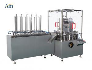 China Stainess Steel Material Automatic Cartoning Machine AC220V/380V 3P Power Supply on sale