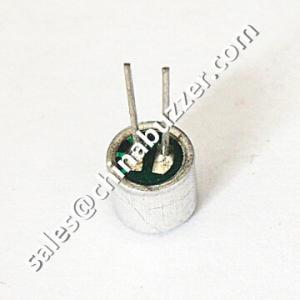 China Electronic component microphone with small size, measures 6*5mm, pin type on sale