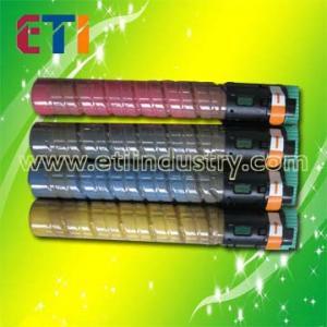 China Ricoh MPC2551E Color Toner Cartridge on sale