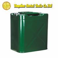 30L portable metal jerrycan