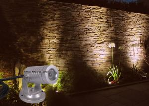 China Silver 1W LED Garden Spot / Outdoor Lights Outdoor LED Landscape Lighting on sale