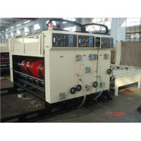 Steel Pneumatic Grinding Automatic Cartoning Machine With Double Nail