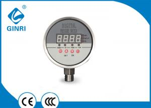 China 220V Air Compressor Pressure Switch Digital Pressure Control 0-1Mpa Pressure Range on sale