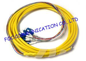 China Fiber Optic Pigtail LC/UPC  SM G.657A2 on sale