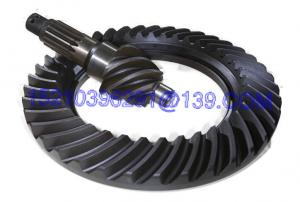 China High Speed Rotating Machine Part Bevel Ring Gears For Planetary Gear Reducer on sale