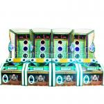 Coin Operated Rugby Game Machine Ticket Redemption Ball Shooting Arcade Game Machine