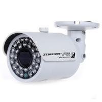 36pcs IR leds Fixed lens Network IP IP66 waterproof &vandalproof bullet  camera  aluminum white Onvif HDvif HD IP camera