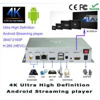 4K Android Streaming TV Box Digital Advertising Display Player A9 Quad Ccore 1.5GHz