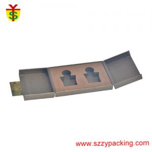 China High end perfume box packaging design, perfume bottle box packaging on sale