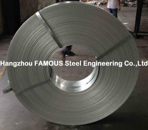 China Cold Rolled Steel Strip Galvanized Steel Coil With Hot Dipped Galvanized on sale