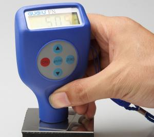 China different color plastic used car paint coating thickness gauge can determine if it's accident on sale