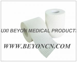 China Lite EAB Elastic Adhesive Bandage With Hypoallergenic Adhesive For Holding Cold Pack on sale