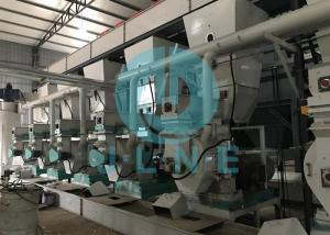 China How To Make Pellets The Biomass Straw Rice Husk Pellet Processing Plant on sale