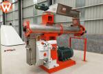 SKF Bearing Feed Pellet Making Machine , SZLH420 10T/H Poultry Feed Production Machines