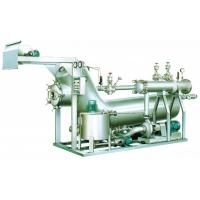 Double Overflow Fiber Dyeing Machine 0.38Mpa With Stainless Steel Cylinder