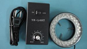 China YK-L48T microscope spare parts led ring light on sale