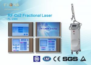 China Adjustable Power Acne Scar Removal Laser Machine 60HZ Convenient Operation on sale