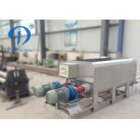Inox 304  superfine gluten processing machine high effective production seitan washing machine in Vietnam