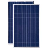 Durable Poly PV Module 250W , Multi Crystalline Solar Panel 15% Cell Efficiency