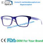 China Acetate glasses eyewear fashionable full rim metal optical eyewear optical glasses frame not free samples made in china wholesale