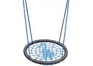 China Kids' Tree 1000mm Round Web Swing Seat Hanging with Braid Belt 3 Years Warranty on sale