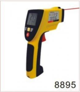 China 8895 High Temp. Ir Meter Professional Gun Type Infrared Thermometer on sale