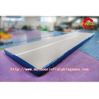 Gymnastics Inflatable Air Track Tumble Track 0.55mm PVC Inflatable Air Mat For Gym
