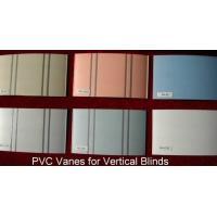 PVC Vanes For Vertical Blinds