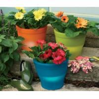cradle-like metal flower pots for indoor /outdoor