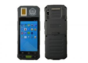 China NFC Reader Rugged Handheld PDA Android With Option Biometric Fingerprint Scanner on sale