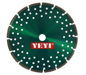 China Round 300mm Laser Welded 12''  Diamond Saw Blades For  Concrete , Masonry on sale