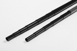 China 30FT telescoping antenna Mast pole / carbon fiber Push - Up antenna Mast on sale