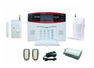 China SN-PD908 LCD Intelligent Alarm System with Voice on sale