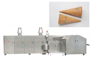 China Fast Heating Up Oven Ice Cream Making Machine High Precision 1.1kW Power on sale