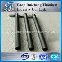 titanium electrode pipe for sodium hypochlorite generator