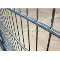 China 1.03m Height 8 / 6 / 8 Double Wire Fence Anti Corrosion For Garden Decorative on sale