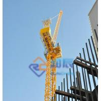 Hot sales self erecting Luffing  tower crane from China Supplier