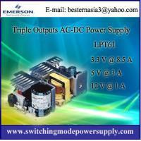 Emerson (Astec) LPT61 Triple Outputs AC-DC Power Supply